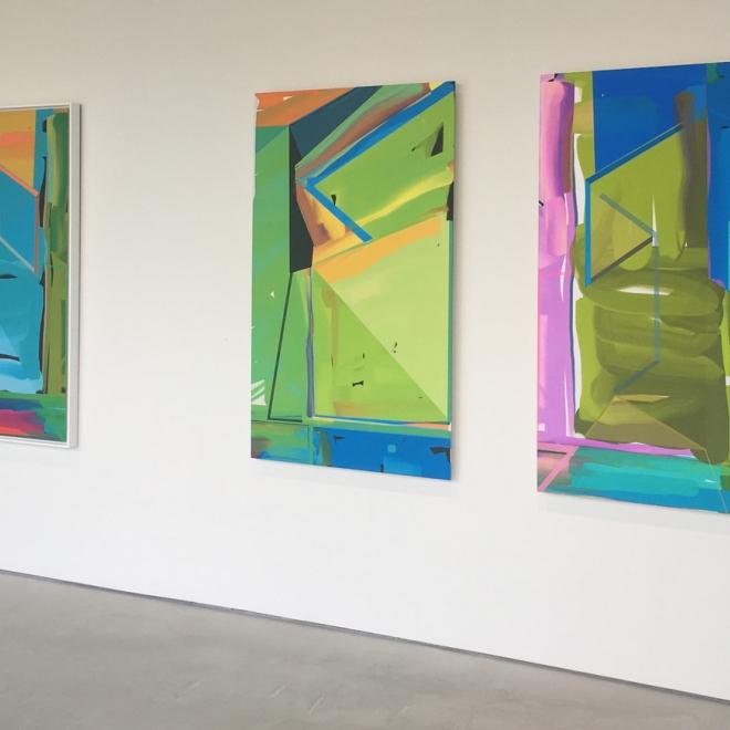 Jan 2019: Nice review of recent Warren Rosser exhibition in KC
