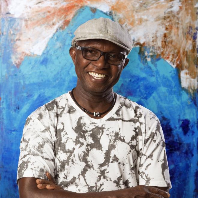 Memphis artist spotlight on Ephraim Urevbu