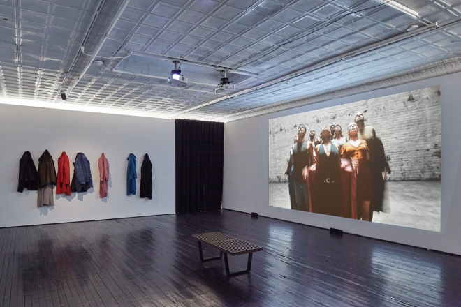 Cortney Andrews Reviewed in the Brooklyn Rail