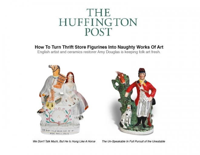 The Art of Salmagundi in The Huffington Post