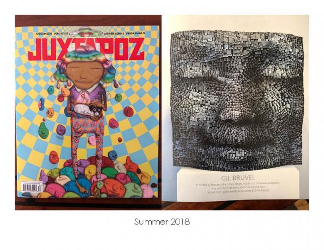 Juxtapoz Magazine - Summer 2018