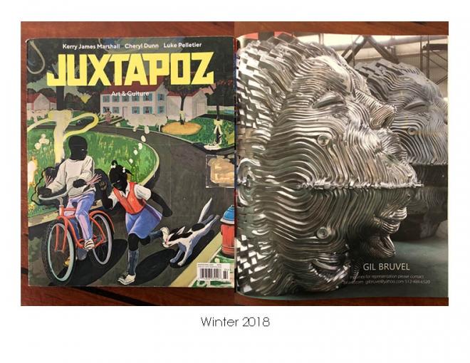 Juxtapoz Magazine - Winter 2018
