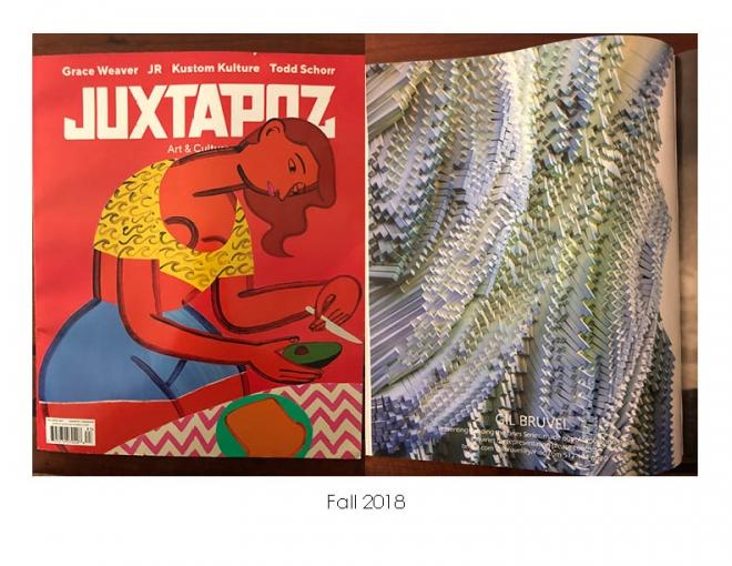 Juxtapoz Magazine - Fall 2018