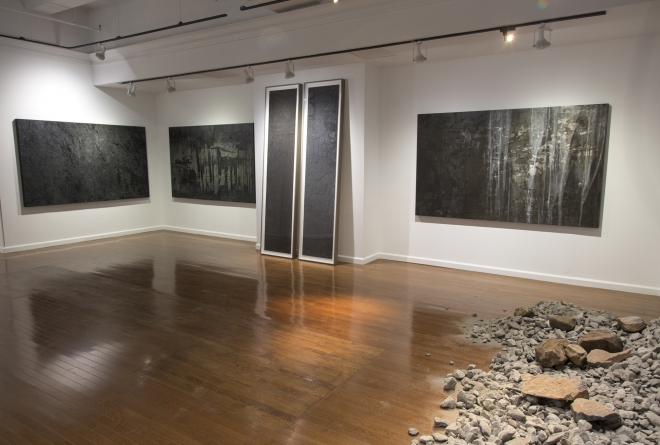Between Identities: Trauma and Ethics in the Art of Eugene Lemay