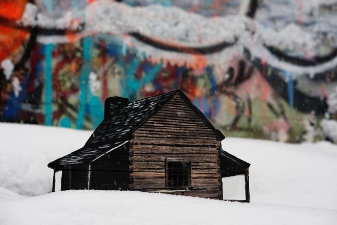 Graffiti Cabin