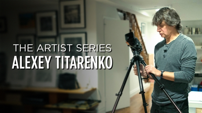 Alexey Titarenko: The Artist Series, Episode 1