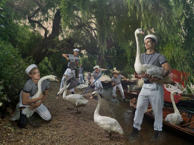 Julia Fullerton-Batten Wins 2019 LensCulture Visual Storytelling Award