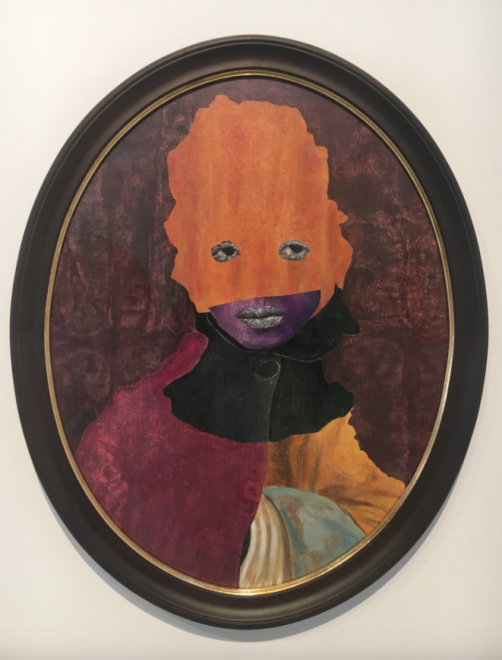 "ArtSpace names David Shrobe's ""Bloodshot"" a work to buy at The 2019 Armory Show"