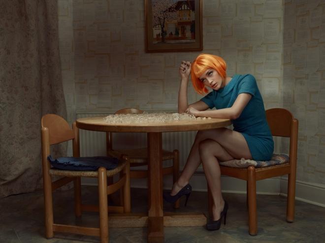 Julia Fullerton-Batten featured in Arte Al Limite Magazine