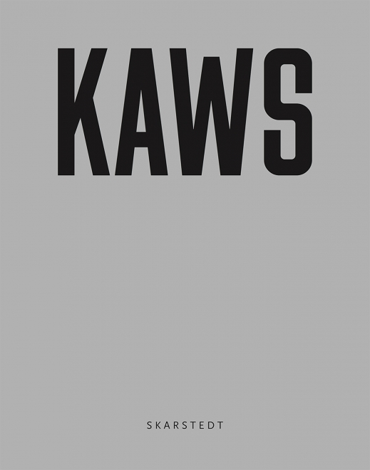 KAWS Skarstedt Publication Book Cover