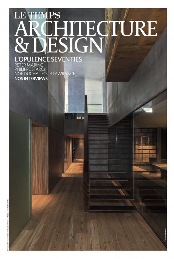 LE TEMPS ARCHITECTURE & DESIGN