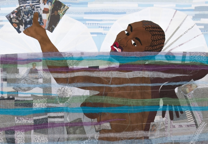 The Atlanta Journal-Constitution Reviews the Met's Acquisition of 'Sankofa' by Dawn Williams Boyd