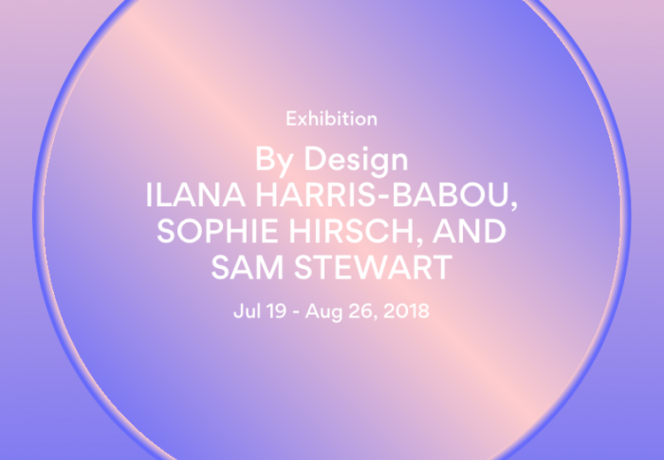 Sam Stewart included in Larrie Gallery group show: By Design