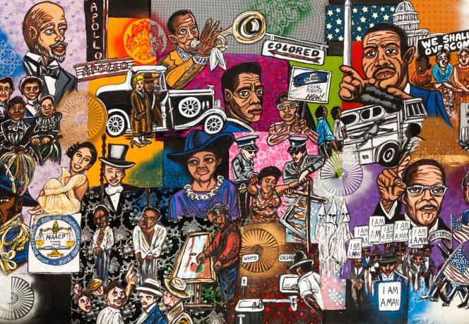 Pérez Art Museum Miami Acquires 'Black Plight' by Keith Duncan