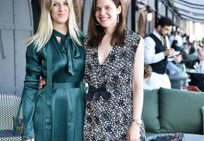 The Art Production Fund and Fort Gansevoort Host an Intimate Lunch to Kick Off Art Sundae
