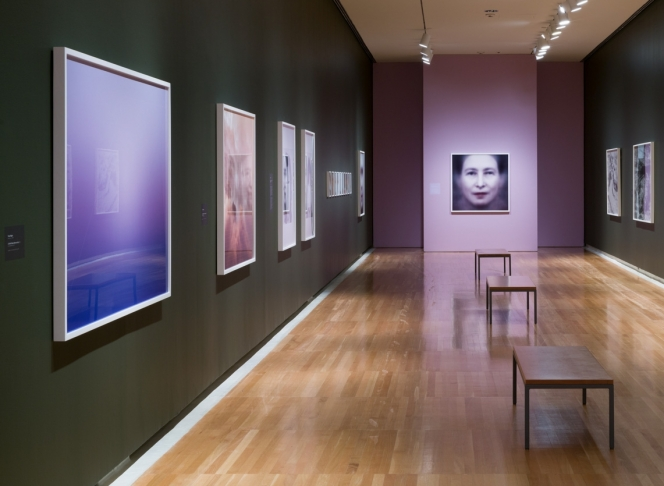 Trevor Paglen exhibition at the Carnegie Museum of Art