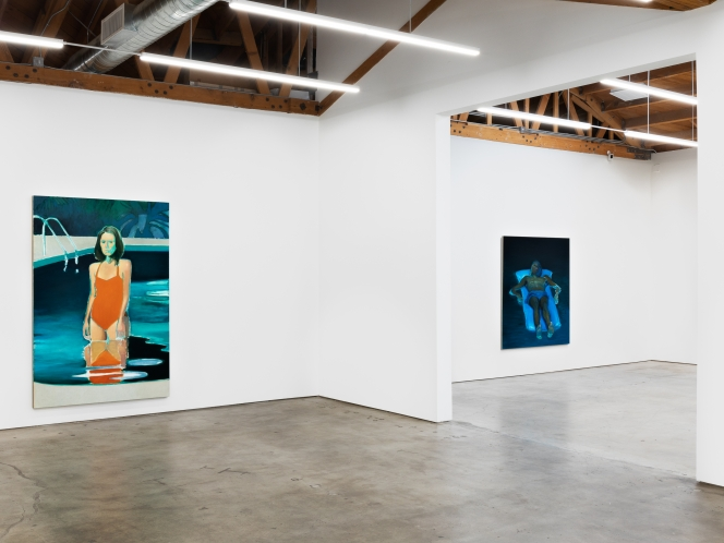 "Jonathan Wateridge ""Inland Water"" at Nino Mier Gallery, Los Angeles Share"