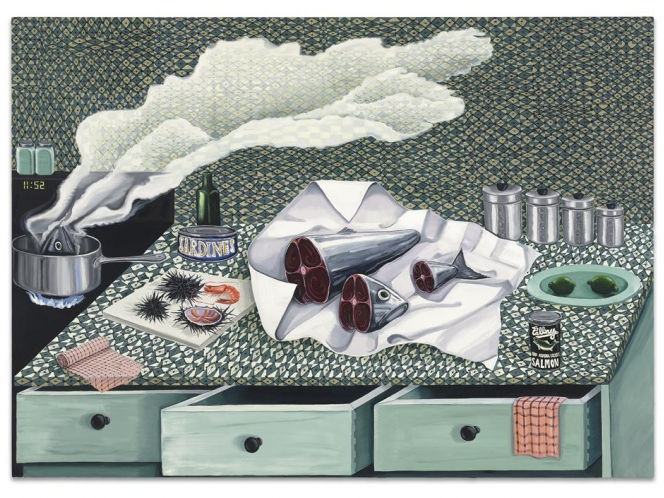Nikki Maloof's Paintings Will Satiate You