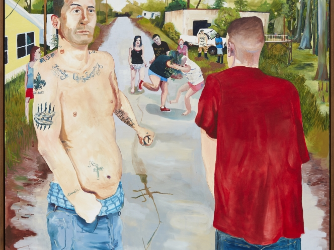Celeste Dupuy-Spencer: BEST ARTIST TO HOLD A MIRROR UP TO AMERICAN CULTURE