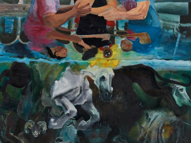 Celeste Dupuy-Spencer and Figurative Religion