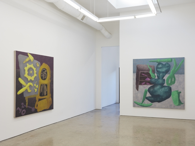 Ginny Casey: Built from Broke at Mier Gallery