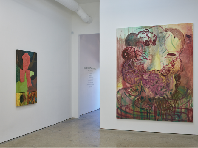 Present Conditional at MIER Gallery, Los Angeles