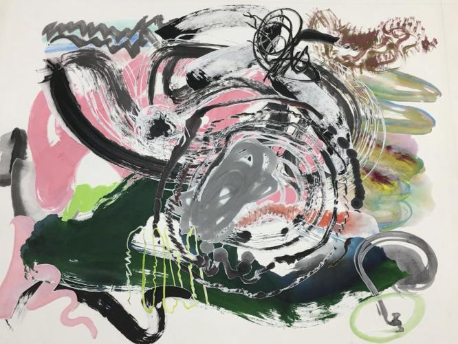 Wu Jian'an artwork acquired by the Berkeley Art Museum