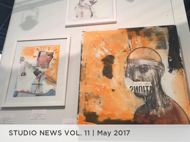 Studio News Vol. 11 May 2017