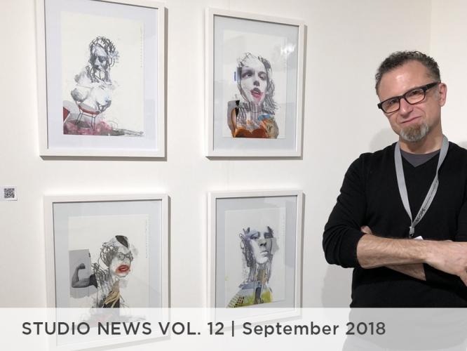 Studio News Vol. 12 September 2018