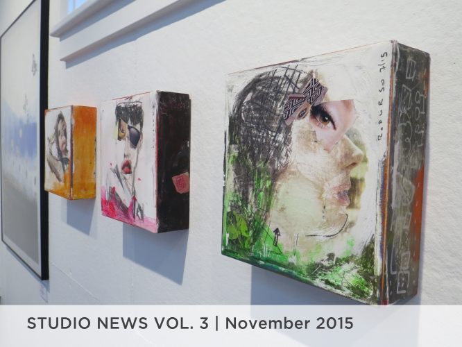 Studio News Vol. 3 November 2015