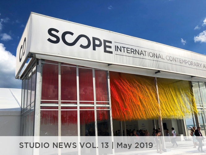 Studio News Vol. 13 May 2019