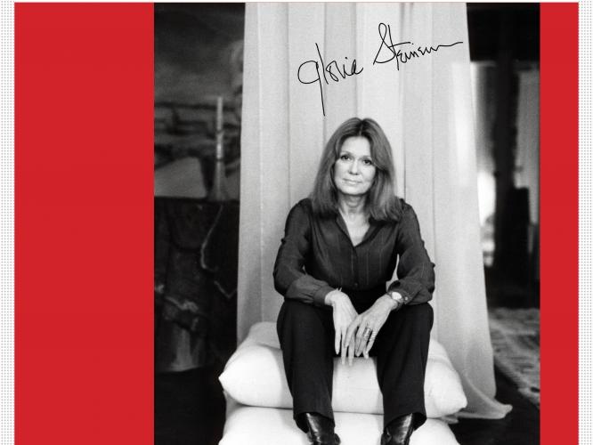 Gloria Steinem Interviews