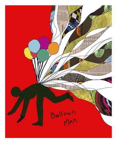 Yinka Shonibare MBE: Balloon Man