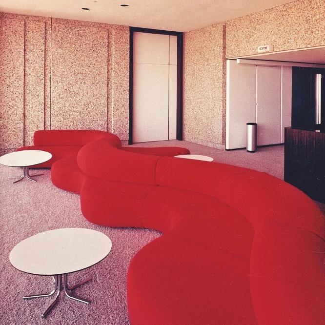 ARCHIVAL | Public Commissions | Joseph-André Motte