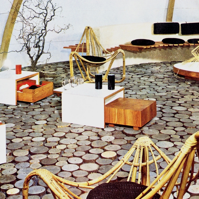 ANNOTATIONS | Rattan: Poetic Vocabulary of Shapes