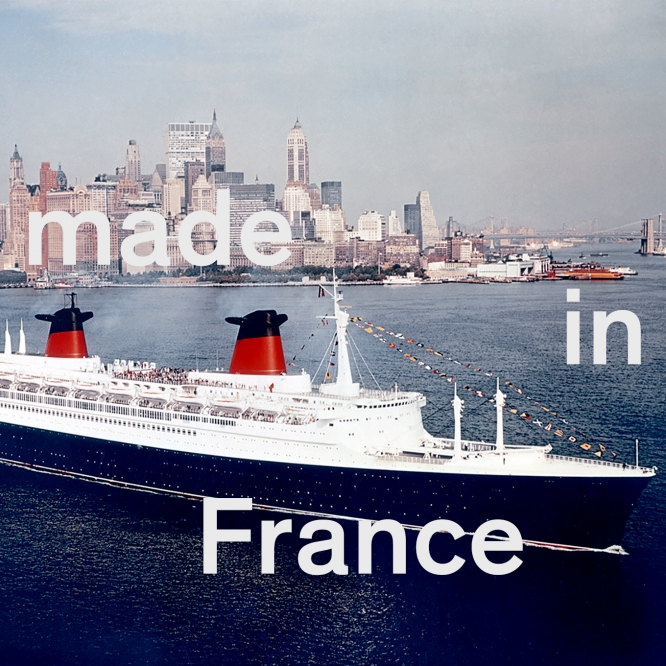 EXHIBITIONS   made in France
