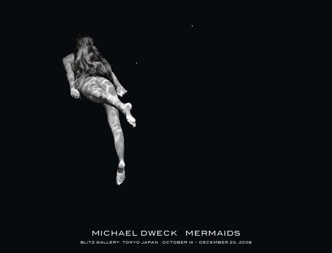 Mermaids Exhibition Poster