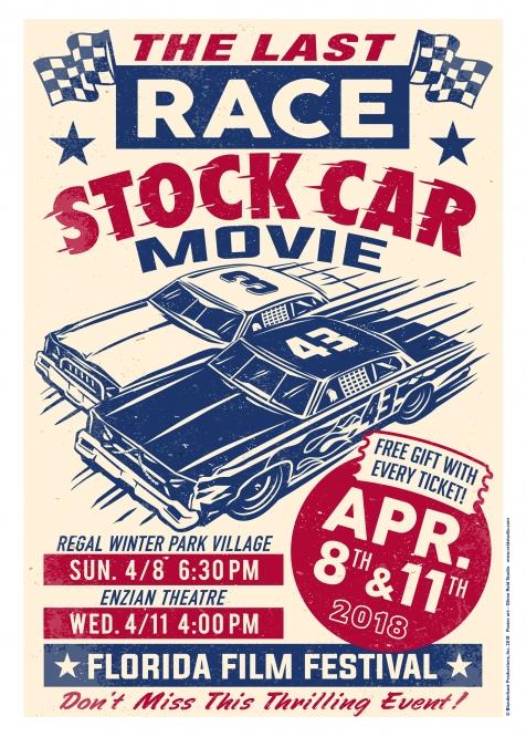 The Last Race - Florida Film Festival Poster