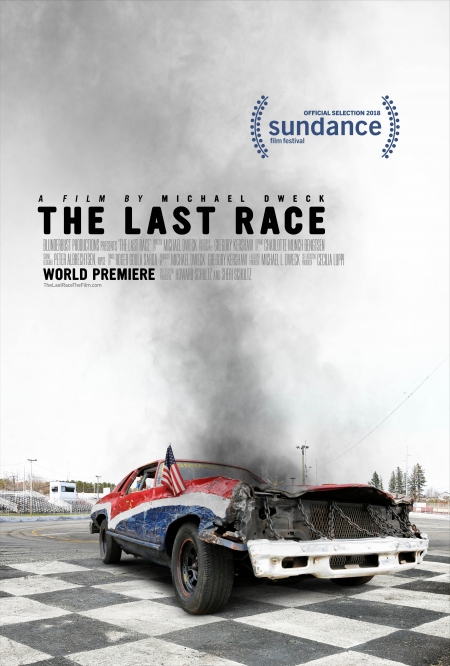 The Last Race - Sundance World Premiere Poster