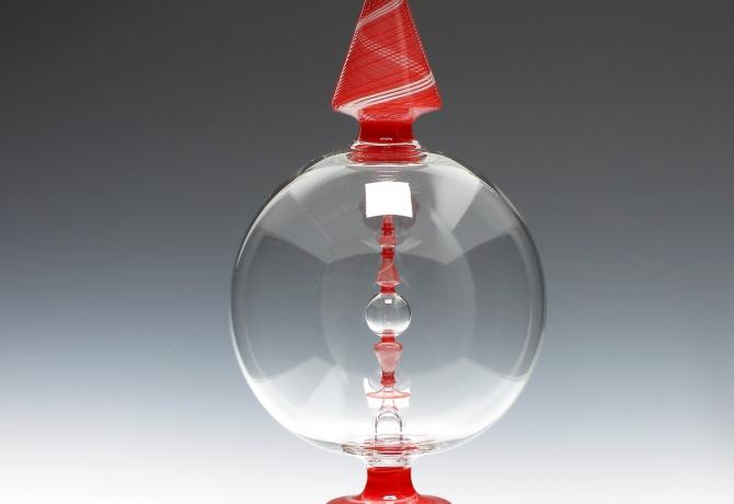 Red Bottle in a Bottle