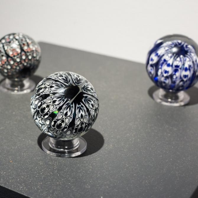 Yoshinori Kondo Marbles