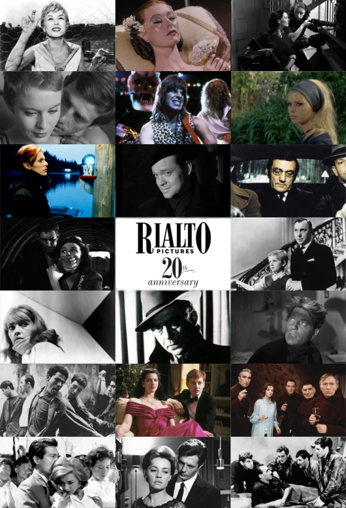 Rialto Pictures: 20 Films for 20 Years