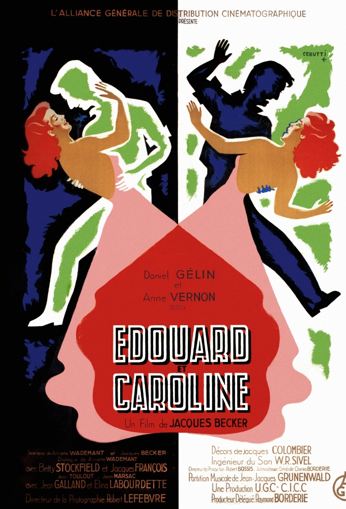 Edouard and Caroline