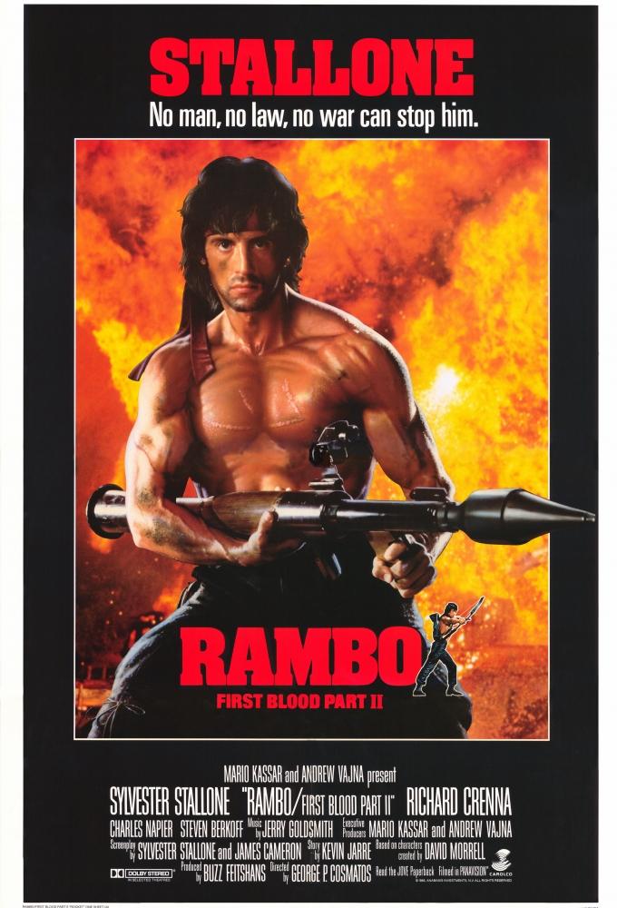 Rambo: First Blood, Part II