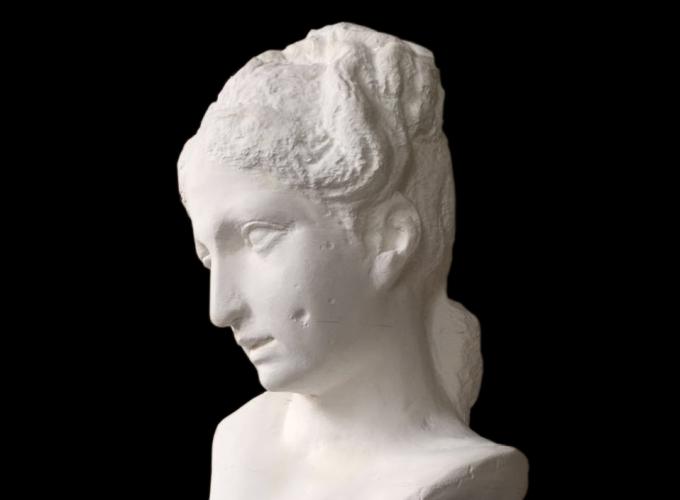 """Li hongbo: """"QUAND LA SCULPTURE DEVIENT CRÉATURE,"""" Musée du Papier, Angoulême, France (solo exhibition)"""