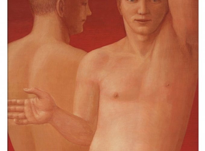 George Tooker: Contemplative Gave: A Selection of Paintings, Drawings, and Prints