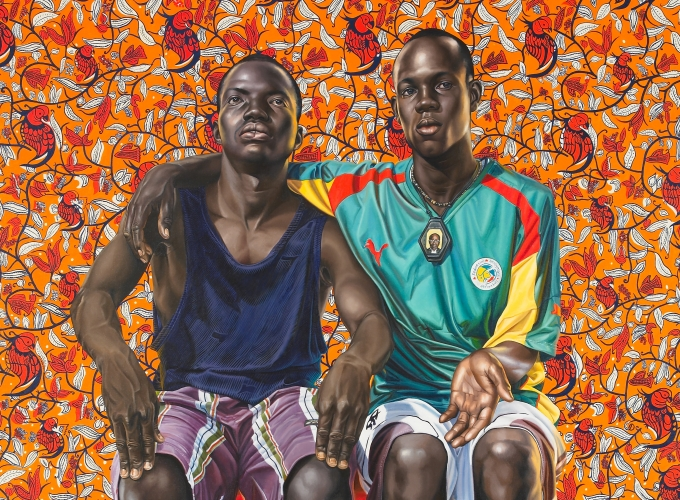 kehinde wiley - exhibitions - sean kelly gallery