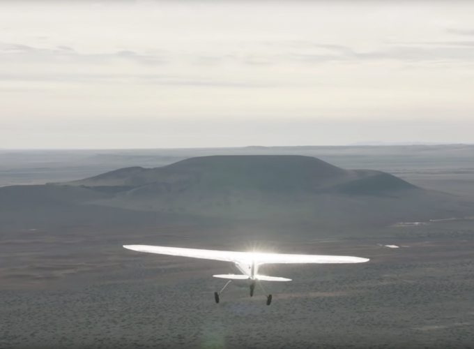 Letting the light in: James Turrell on Roden Crater