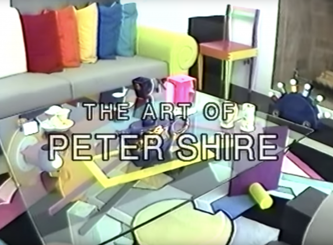 The Art of Peter Shire