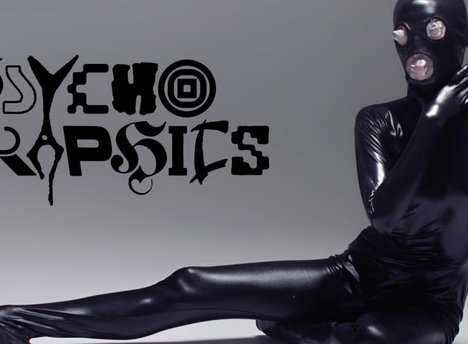 Mika Tajima: Psycho Graphics